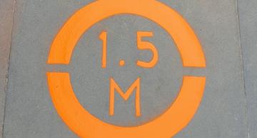 MSVM Markering Coronamaatregeling