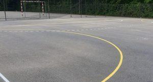 Belijningen Sportvelden