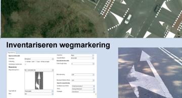 Inventarisatie Wegmarkering Belijning